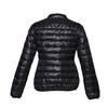 Giacca nera con cuciture bata, nero, 979-6637 - 26