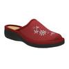 Pantofole da donna bata, rosso, 579-5348 - 13