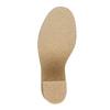 Stivaletti di pelle con tacco alto bata, grigio, 793-2484 - 26