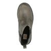 Scarpe in pelle sopra la caviglia da bambino mini-b, grigio, 394-2316 - 19