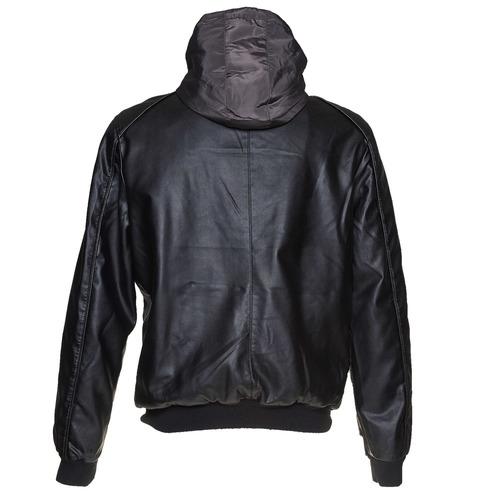 Giacca da uomo con cappuccio bata, nero, 971-6178 - 26