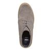 Stivaletti di pelle con tacco alto bata, grigio, 793-2484 - 19