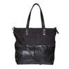 Borsetta in stile Shopper bata, nero, 961-6847 - 26