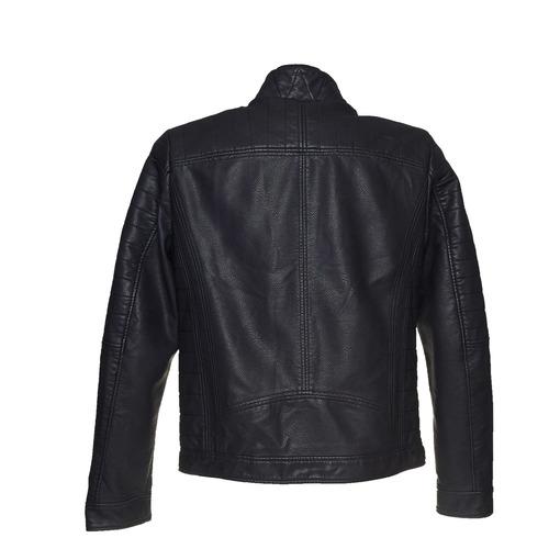 Giacca da uomo con cuciture bata, nero, 971-6176 - 26