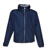 Giacca da uomo con cappuccio bata, blu, 979-9617 - 13