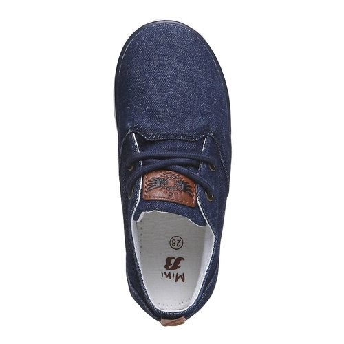 Sneakers informali da bambino mini-b, viola, 319-9200 - 19