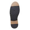 Scarpe da donna in pelle in stile Kiltie Oxford bata, marrone, 514-3249 - 26