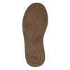 Scarpe invernali da bambino con pelliccia mini-b, marrone, 399-8247 - 26