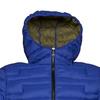 Giacca da uomo con cappuccio bata, blu, 979-9627 - 16