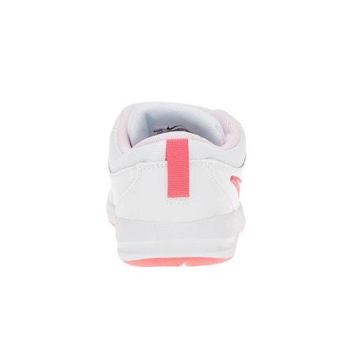 Sneakers da bambino con chiusura a velcro nike, rosso, 304-5548 - 17