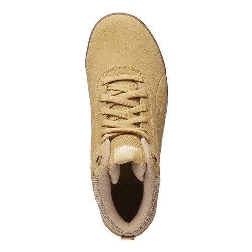 Calzatura  Sportiva Uomo puma, giallo, 803-8316 - 19