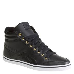 Sneakers da donna alla caviglia reebok, nero, 504-6111 - 13