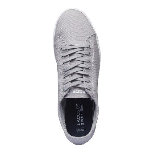 Sneakers uomo lacoste, grigio, 889-2149 - 19