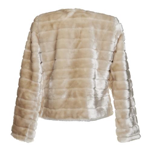 Pelliccia elegante da donna bata, bianco, 979-1644 - 26