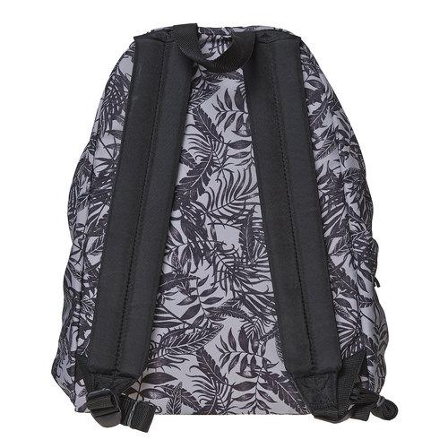 Zaino grigio con motivo eastpack, nero, 999-6649 - 26