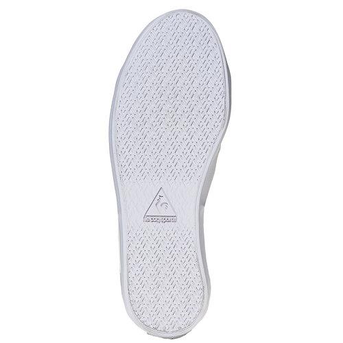 Sneakers da donna con perforazioni le-coq-sportif, bianco, 501-1236 - 26