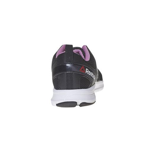Sneakers sportive da donna reebok, nero, 509-6114 - 17