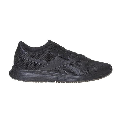 Sneakers nere da uomo reebok, nero, 809-6732 - 15