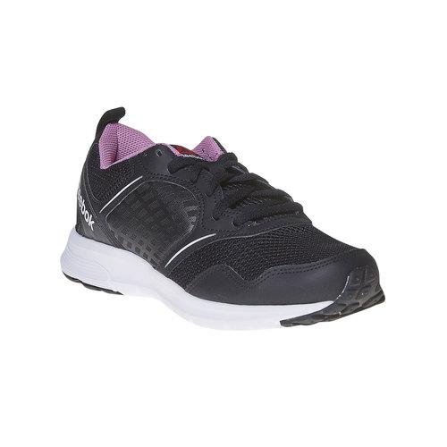 Sneakers sportive da donna reebok, nero, 509-6114 - 13