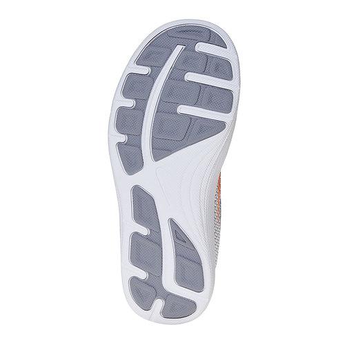 Sneakers da bambino nike, grigio, 109-2322 - 26