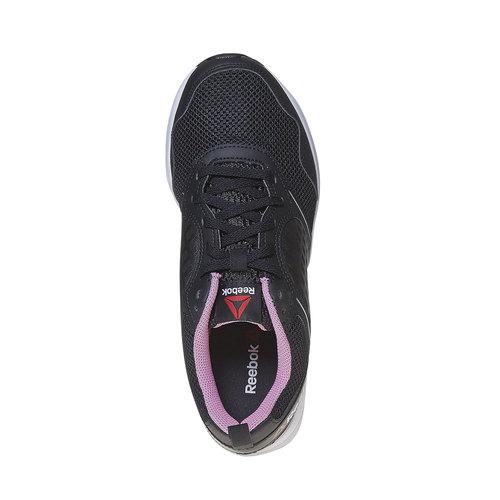 Sneakers sportive da donna reebok, nero, 509-6114 - 19