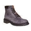 Scarpe alla caviglia con suola massiccia weinbrenner, grigio, 594-2721 - 13