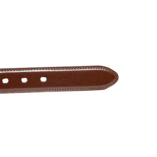 Cintura in pelle da uomo bata, marrone, 954-3121 - 16