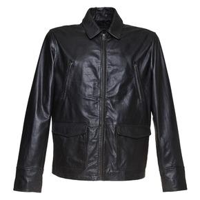Giacca da uomo con colletto bata, nero, 974-6166 - 13