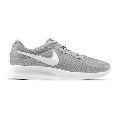 Sneakers grigie in stile sportivo nike, grigio, 809-2557 - 26