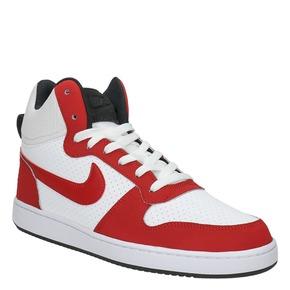 Sneakers da uomo alla caviglia nike, rosso, 801-5332 - 13