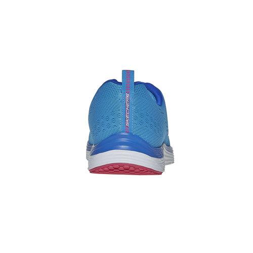 sneaker da donna skechers, viola, 509-9706 - 17