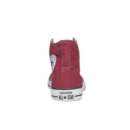 Sneakers alla caviglia converse, rosso, 889-5278 - 17