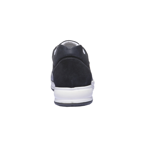 Sneakers per il tempo libero bata, blu, 849-9144 - 17
