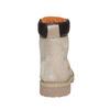 Scarpe in pelle con suola a carro armato weinbrenner, grigio, 896-2820 - 17