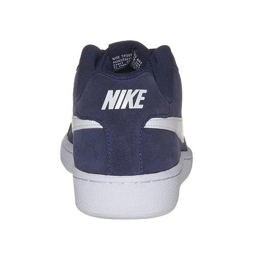 Sneakers da uomo in pelle nike, blu, 803-9148 - 17