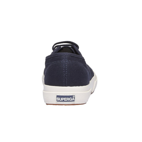 Sneakers uomo superga, blu, 889-9187 - 17
