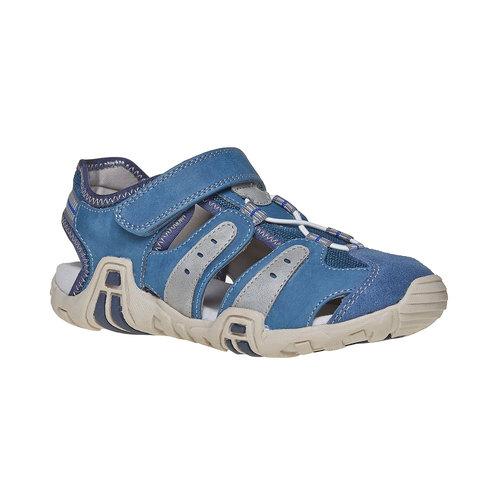 Sandali da bambino mini-b, blu, 261-9173 - 13