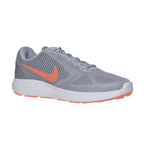 Sneakers sportive nike, grigio, 509-2220 - 13