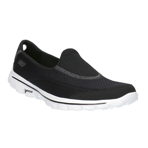 Slip-on sportive skechers, nero, 509-6708 - 13