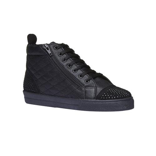 Sneakers nere alla caviglia north-star, nero, 543-6127 - 13