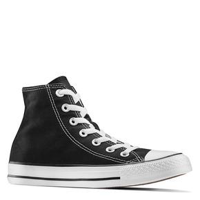 Sneakers da donna alla caviglia converse, nero, 589-6278 - 13