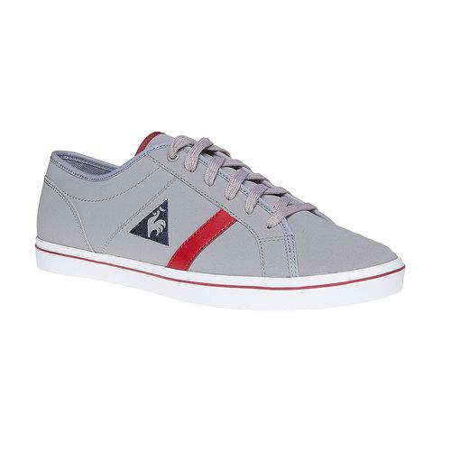 Sneakers informali da uomo le-coq-sportif, grigio, 801-2345 - 13