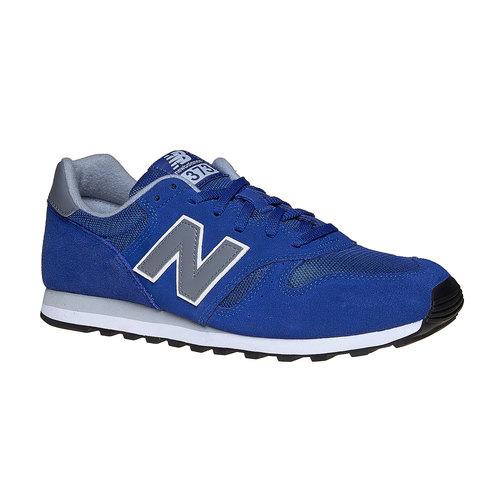 Sneakers alla moda da uomo new-balance, blu, 803-9471 - 13