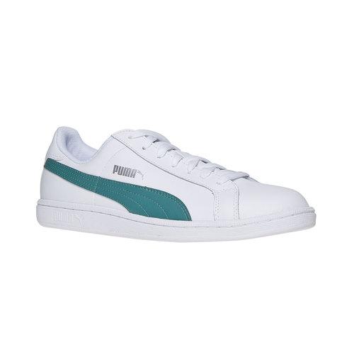 sneaker da uomo puma, bianco, 804-1251 - 13
