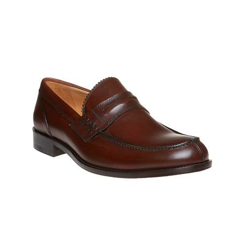 Penny loafer in pelle