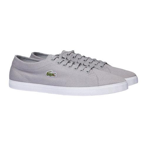 Sneakers uomo lacoste, grigio, 889-2149 - 26