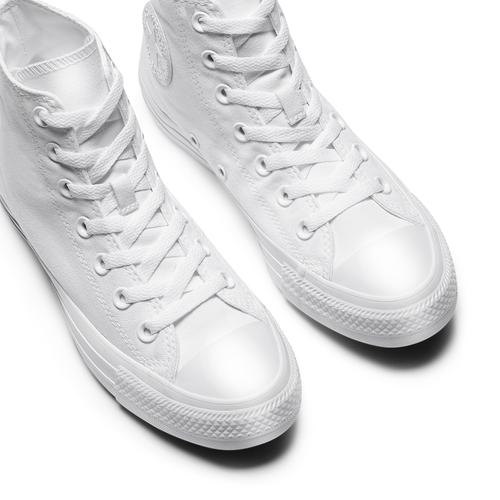 Sneakers da donna alla caviglia converse, bianco, 589-1378 - 26