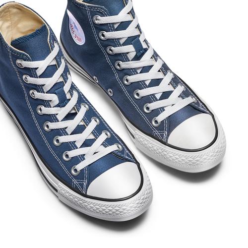 Sneakers da uomo alla caviglia converse, viola, 889-9278 - 26
