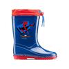Stivali di gomma Spiderman spiderman, blu, 392-9190 - 26