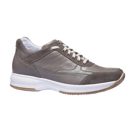 Scarpe sportive da uomo. bata, beige, 844-8144 - 13